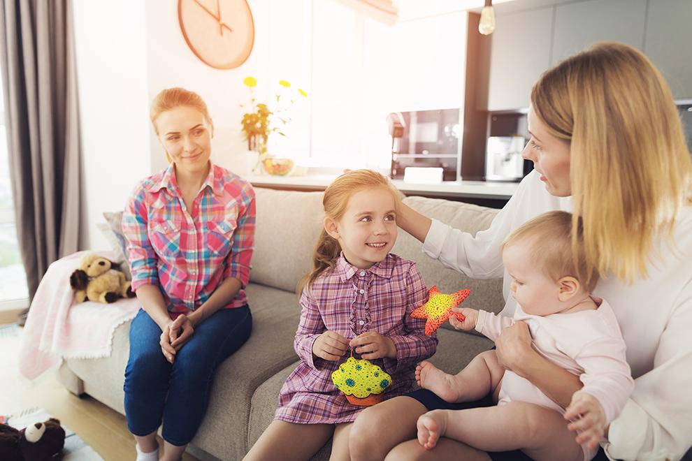 Les clés d'un entretien réussis avec le parent employeur